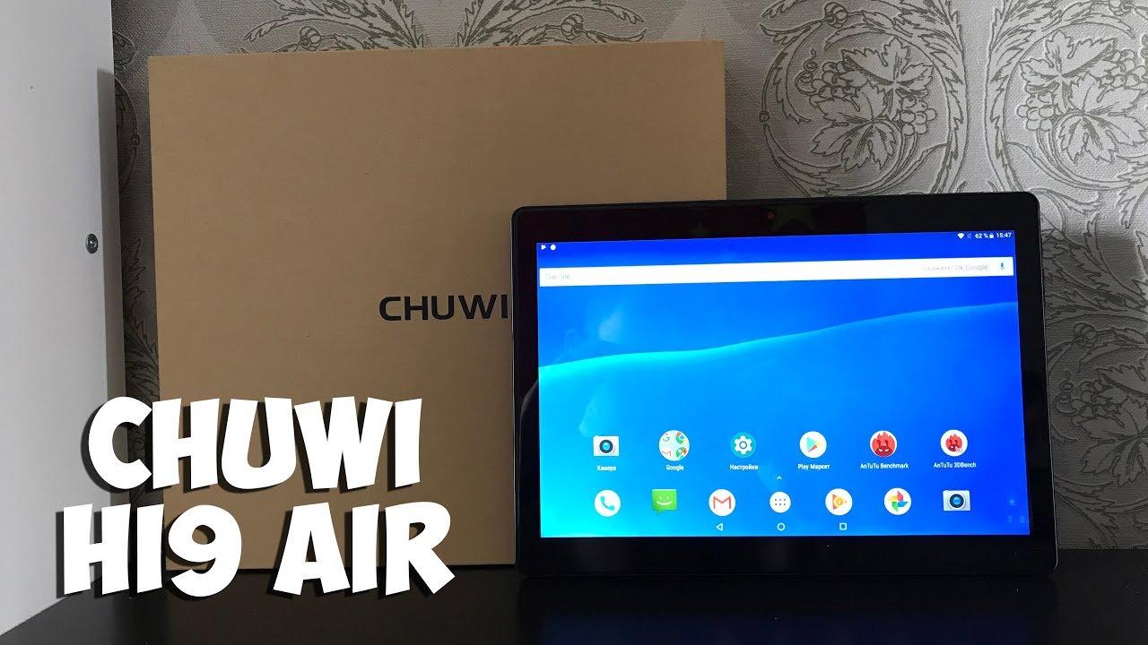 Игровые Планшеты. Планшет Chuwi Hi9 Air - Большой Игровой