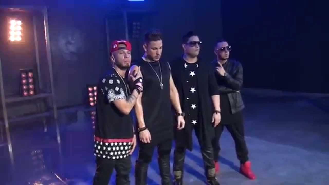 vídeo oficial Los Cadillacs - Ponte Pa La Foto ft. Alexis & Fido