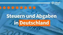 Weshalb aus 1 € nur 50 Cent werden!? Steuern und Abgaben in Deutschland