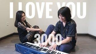 Gambar cover Stephanie Poetri - I Love You 3000 (Piano Version by Kevin Aprilio)