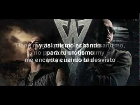 Te Siento Wisin Y Yandel (Letra De La Cancion)(Lyrics).mp4