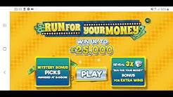 Online Scratch cards - National Lottery - Im back!