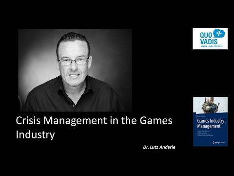 Anderie - Games Industry Management / Crisis Management