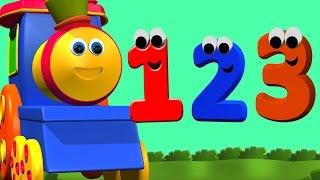 Video Bob o trem número português aventura | aprender os números em português | bob a compilação de trem download MP3, 3GP, MP4, WEBM, AVI, FLV Juli 2018