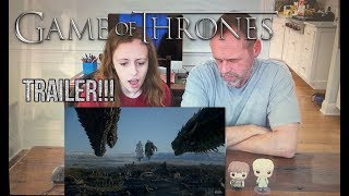 Game of Thrones - Season 8 Trailer - Reaction