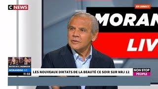Cover images Le Dr Sydney OHANA interviewé sur CNews par JM Morandini