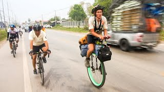 Meet The Guy That Unicycled 2,500 Miles Across Southeast Asia! [Ep.10]