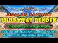 Sholawat Pendek Penarik Rezeki Paling Kuat (SHALAWAT JIBRIL) Shallallahu Ala Muhammad.