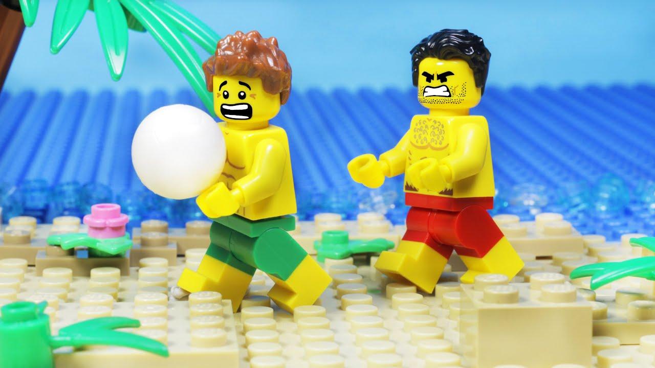 Lego City Beach Holiday Fail