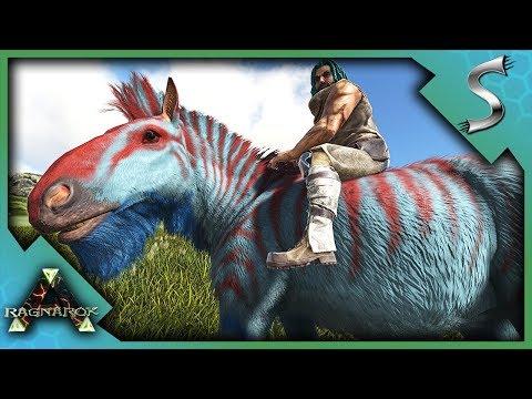 BREEDING THE ULTIMATE HORSE! EQUUS BREEDING & MUTATIONS! - Ark: RAGNAROK [DLC Gameplay S3E40]