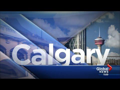 Global Calgary News At 11 Open (HD)