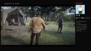 Red dead redemption 2 part 2