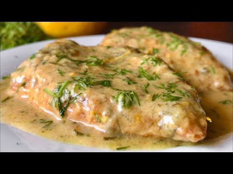 Featured Recipe Lemon Dill Chicken