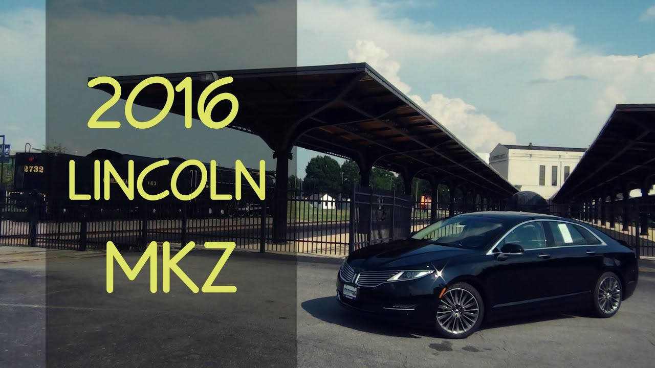 2016 mkz review