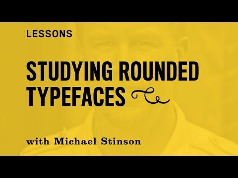 Choosing Fonts: Studying Rounded Typefaces for Body Copy Use