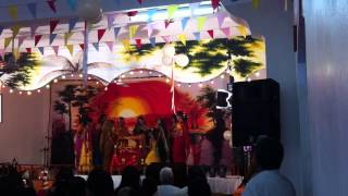 Palna performed by Plaine Magnien Marathi Suryaday Sabha