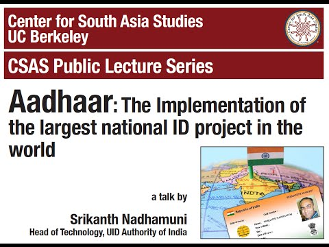 Aadhaar: The Implementation of the largest national ID project in the world