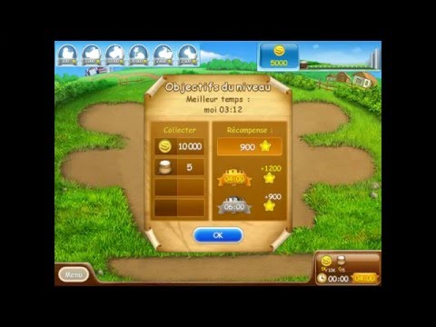 Farm Frenzy 2 - Intersection 4 - Or 4'00 *FireFly*