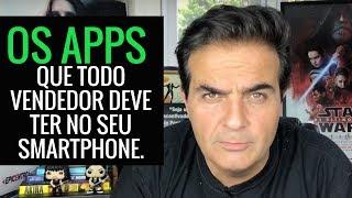 Os aplicativos que todo vendedor deve ter no seu smartphone.