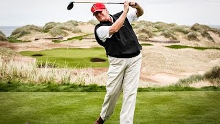 Trump Has Spent More Time Golfing Than Attending Intelligence Briefings