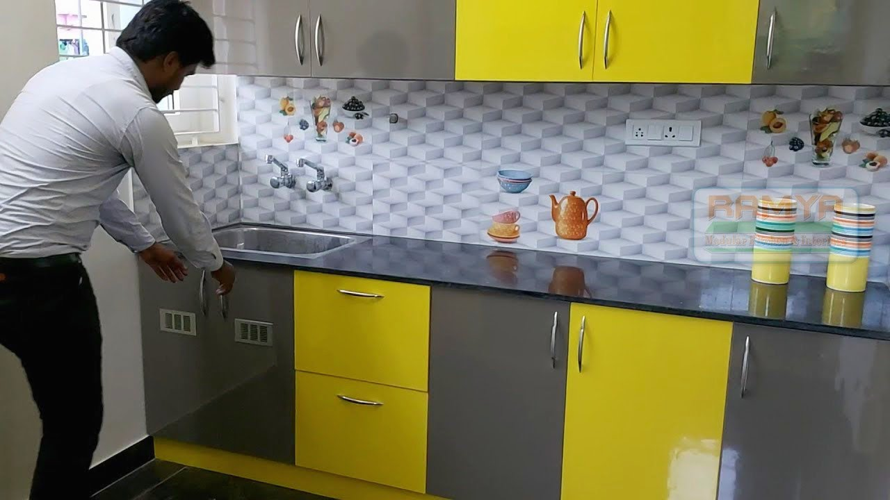 "Hettich ""Modular Kitchen Design By FR"" 