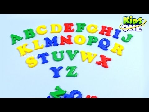 Learn Alphabets | A to Z Alphabet Magnets For Kids