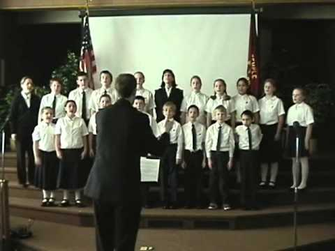 Tell Me the Stories of Jesus - Seattle Temple Singing Co 2004