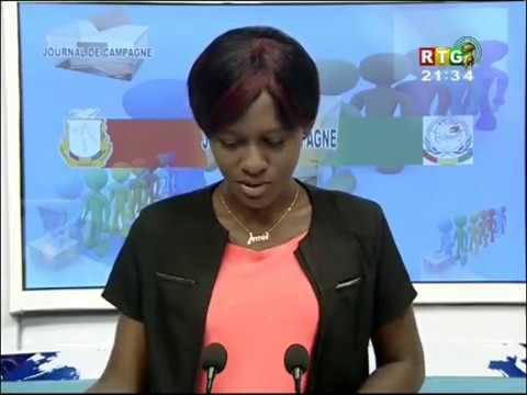 Elections locales en Guinée -Journal de campagne -UFDG de Cellou Dalein Diallo et le PPD