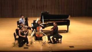 Brahms Piano Quintet, iv (Part 1)