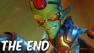 Ratchet and Clank - THE END - Defeat Dr. Nefarious [Playstation 4]