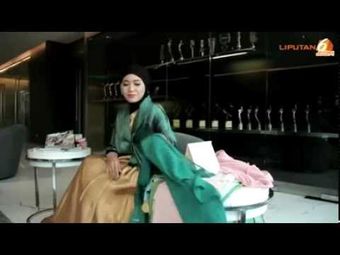 Tutorial Jilbab Jilbab Pashmina Simple Dan Glamor Bahan