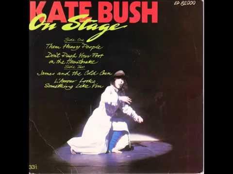 Kate Bush - On Stage EP Side 2 (1979)
