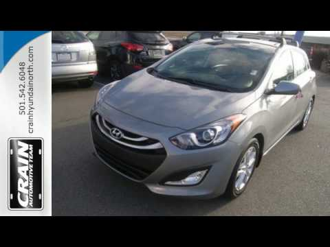Used 2014 Hyundai Elantra GT North Little Rock AR Jacksonville, AR #6HN9237A - SOLD