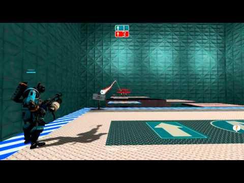Tf2 Dodgeball Frag Power Of Mystic Clan Youtube