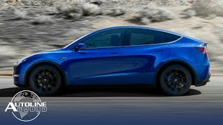 Tesla Model Y Likely To Be Made In Fremont, May Sales - Autoline Daily 2608