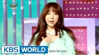 Lovelyz - For You | 러블리즈 - 그대에게 [Music Bank COMEBACK / 2015.12.11]