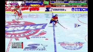NHL 2-on-2 Open Ice Challenge - Red Wings vs. Panthers