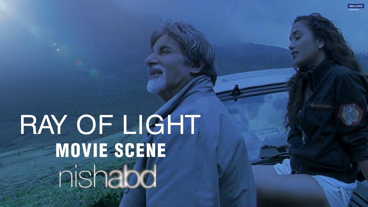 Download Ray Of Light   Nishabd   Movie Scene   Amitabh Bachchan, Jiah Khan   Ram Gopal Varma
