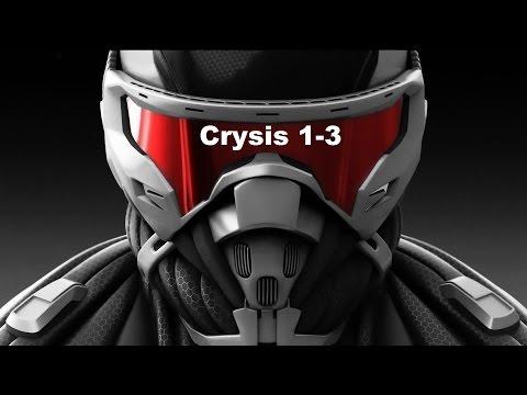 Crysis: Все трейлеры, всех частей Crysis
