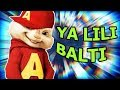 ياليلي ياليلا بصوت السناجب Balti - Ya Lili Feat Hamouda