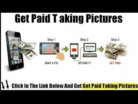 Get paid by uploading pictures