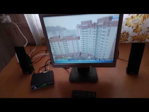 Как использовать монитор в качестве телевизора с приставкой