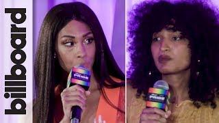 'Pose' Stars Mj Rodriguez, Indya Moore & More | Televised Revolution | Billboard & THR Pride Summit