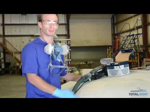 How to Roll and Tip Paint on Your Boat's Topsides