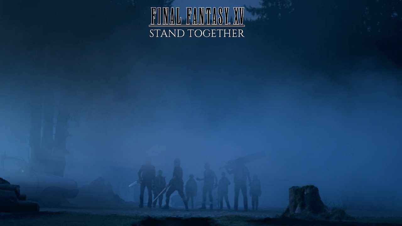 Stand Together (Official Live-Action