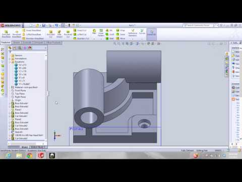 Certified Solidworks Professional - Sample Exam