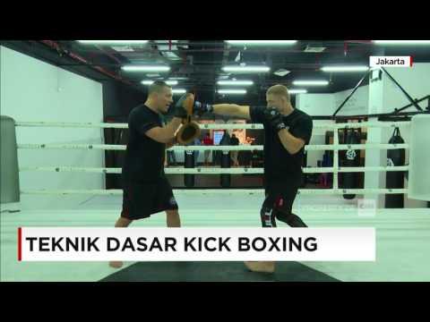 Teknik Dasar Kick Boxing thumbnail