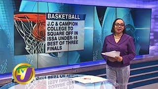 TVJ News: JC & Campion College into ISSA U16 Basketball Finals - January 23 2020