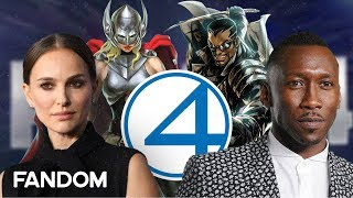 Marvel Announces Phase 4 At SDCC Panel Video