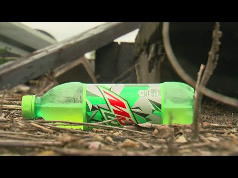 DNA From Mountain Dew Can Used To Catch Copper Thieves